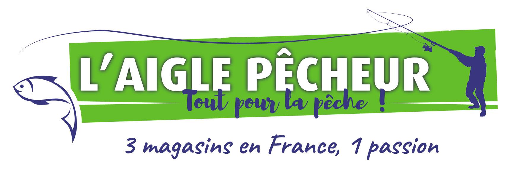 L'AIGLE PECHEUR